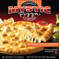 Mystic Pizza Buffalo Style Chicken