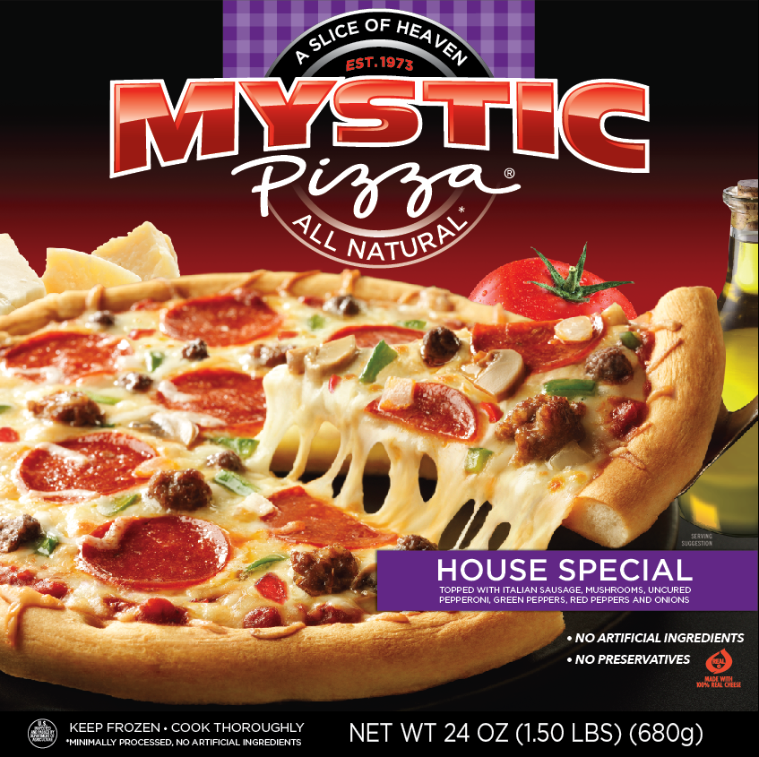 Mystic Pizza House Special Flavor