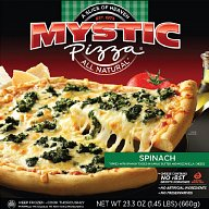 Mystic Pizza Spinach